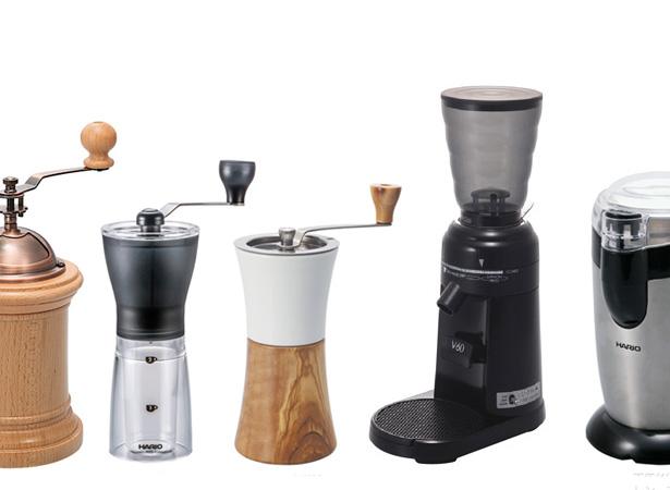 HARIO(ハリオ)コーヒーミル・コーヒーグラインダー