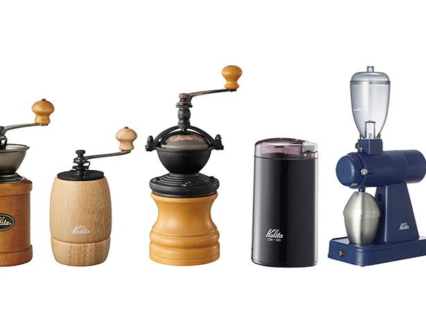 Kalita(カリタ)コーヒーミル・コーヒーグラインダー