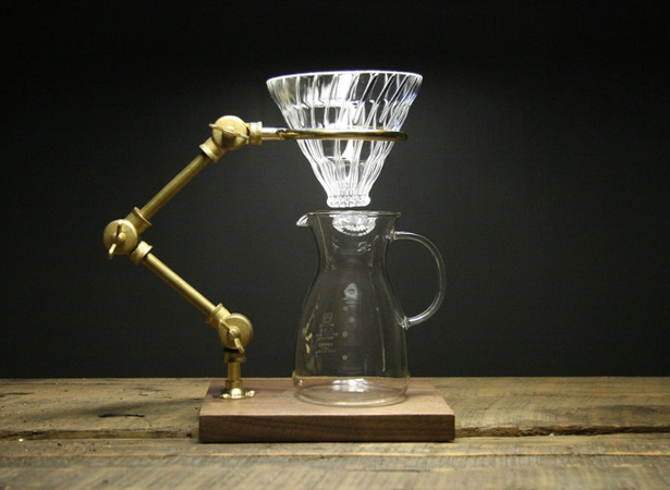 The Coffee Registry Pour Over Stand
