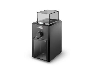 DeLonghi コーン式コーヒーグラインダー KG364J