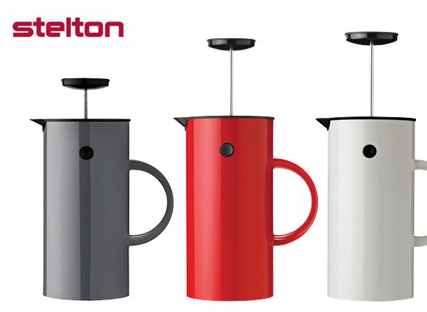 Stelton(ステルトン)プレスコーヒーメーカー