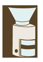 電動 コーヒーミルのおすすめ・比較