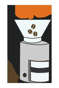 電動ミルでは熱がコーヒーに影響を与える?