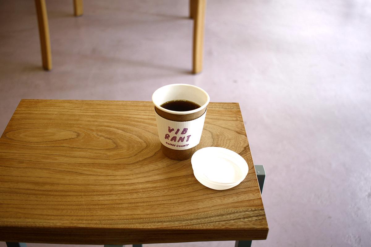 COFFEE COUNTY テイクアウトカップ