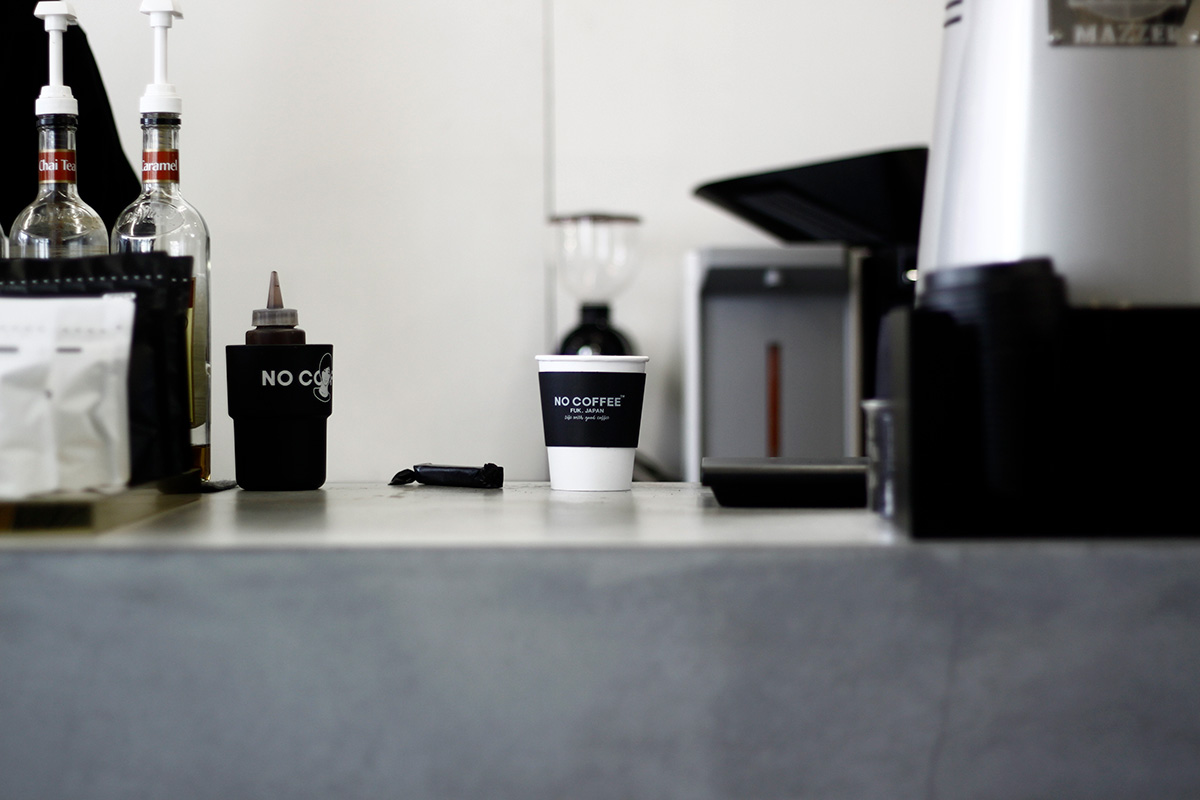 NO COFFEE  『NO COFFEE Black Ver.』