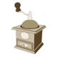 ペーパードリップ・ハンドドリップの時のコーヒー豆の挽き方