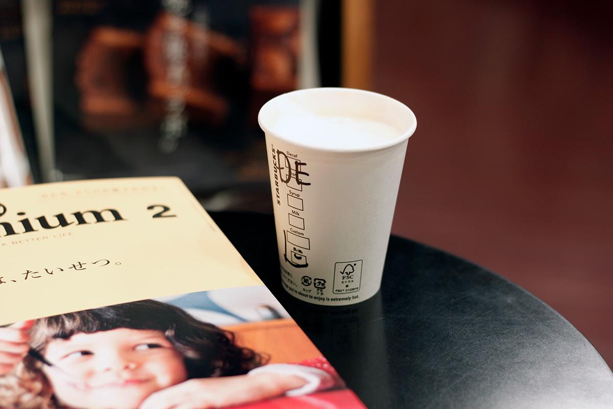 ディカフェコーヒー