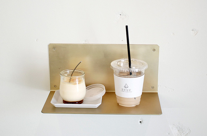 COFFEE & CAKE STAND LULU(福岡・薬院)