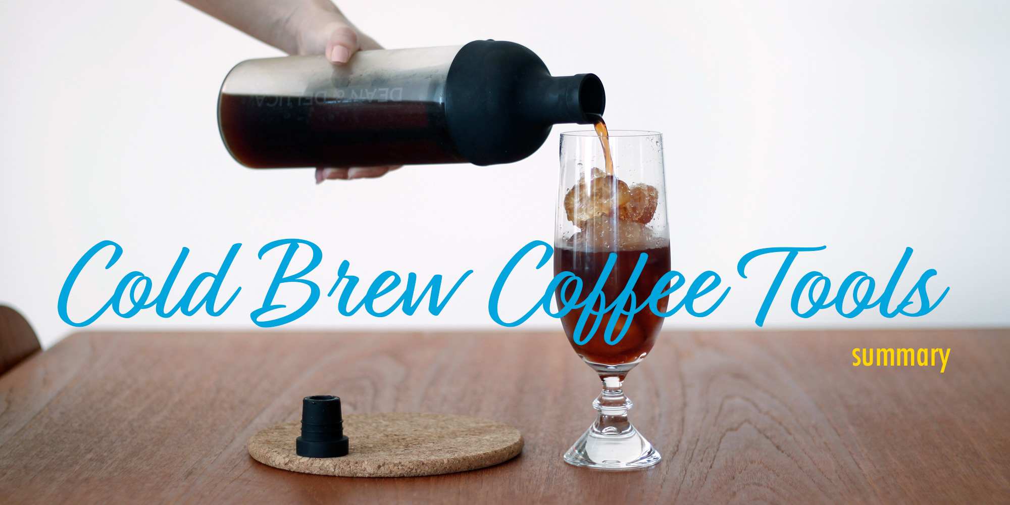 COLDBREW COFFEE MAKER