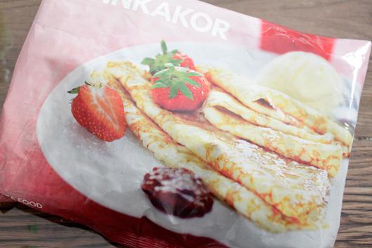 IKEAのPANNKAKOR(パンケーキ)