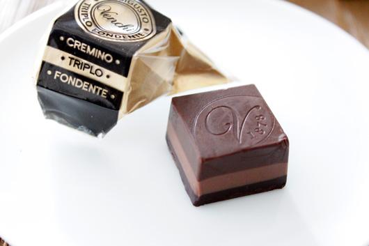 チョコレートの街 イタリア トリノの名門ショコラティエ「ヴェンチ」のチョコレート