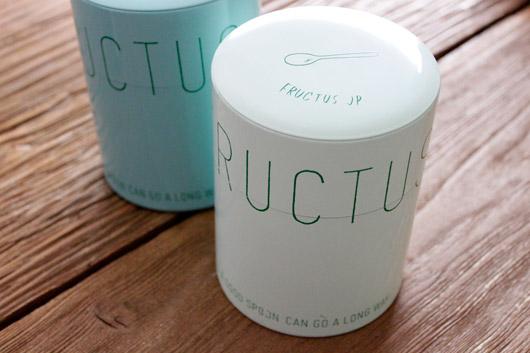 Fructus(フラクタス)のオリジナル保存缶