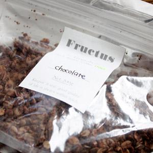 Fructus(フラクタス)のチョコレートグラノーラ