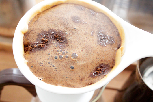 スペシャルティコーヒーのオンラインショップ「ヴォアラ珈琲」のスプリングタイム