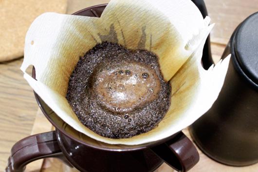 Greens Coffee Roaster(グリーンズコーヒーロースター)のグリーンズブレンド 中深煎り
