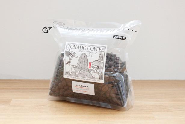 豆香洞コーヒーのコロンビア