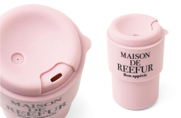 MAISON DE REEFURのORIGINAL TO GO TUMBLER ピンク