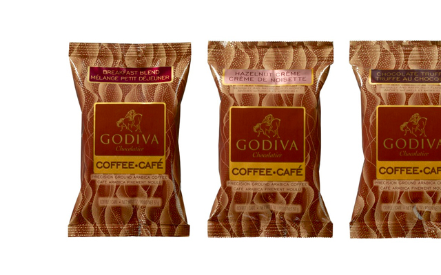 GODIVA(ゴディバ)のコーヒー