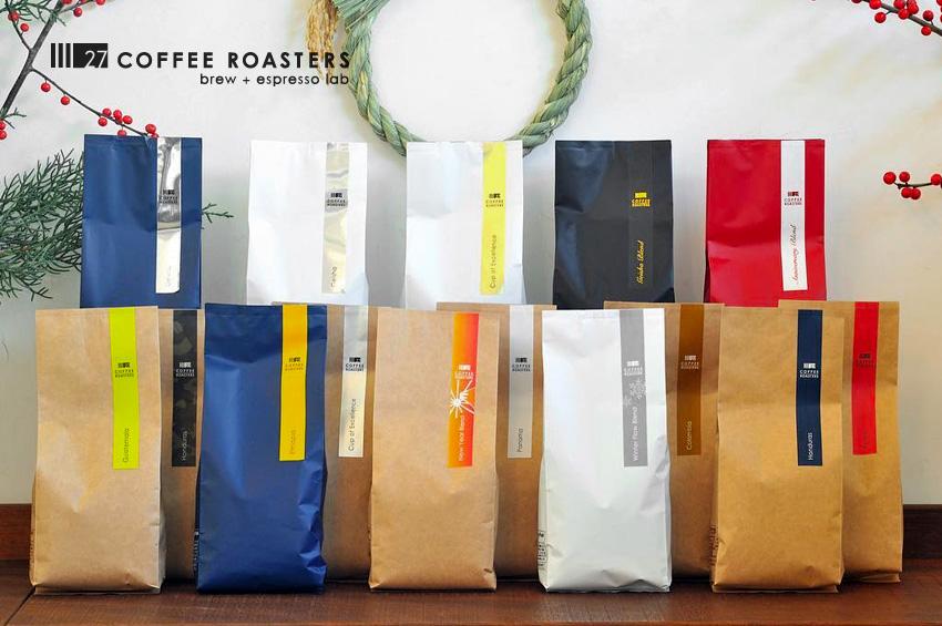 27 Coffee Roasters ニューイヤーバッグ