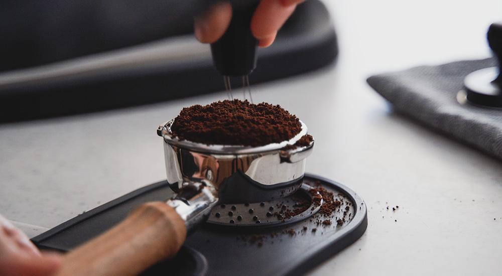 コーヒー スターラー