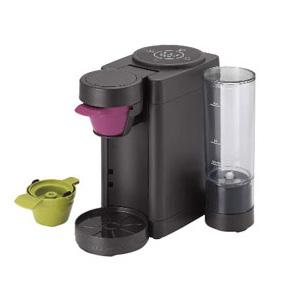 タイガーからUCC「ドリップポッド」も使える2wayコーヒーメーカーが発売されてます。