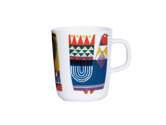 marimekko(マリメッコ) KUKKULUURUU マグカップ