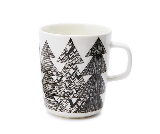 marimekko(マリメッコ)  KUUSIKOSSA(クーシコッサ)のマグカップ