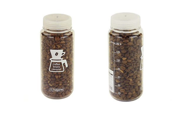 NALGENE(ナルゲン)コーヒー豆用キャニスター 限定ボトル