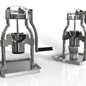音が静かで、早い、エスプレッソ用にも挽ける!  手動コーヒーミル『ROK Coffee Grinder』