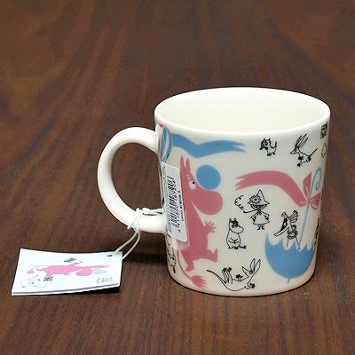 アラビア × ストックマン生誕150周年記念 ムーミンマグカップ