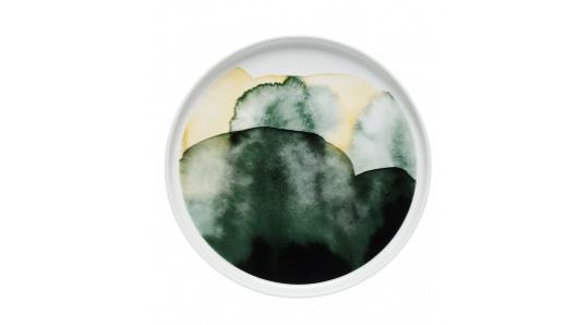 2013.9.27発売 マリメッコの新シリーズ「SAAPAIVAKIRJA OIVA COLLECTION」プレート