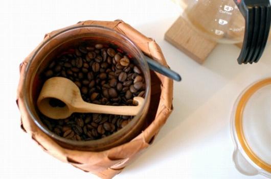 SKANDINAVISK HEMSLOJD(スカンジナビスク・ヘムスロイド) のカフェスコップ(コーヒーメジャースプーン)