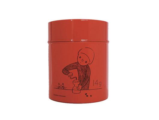 アアルトコーヒー × 平澤まりこさんのコーヒー缶