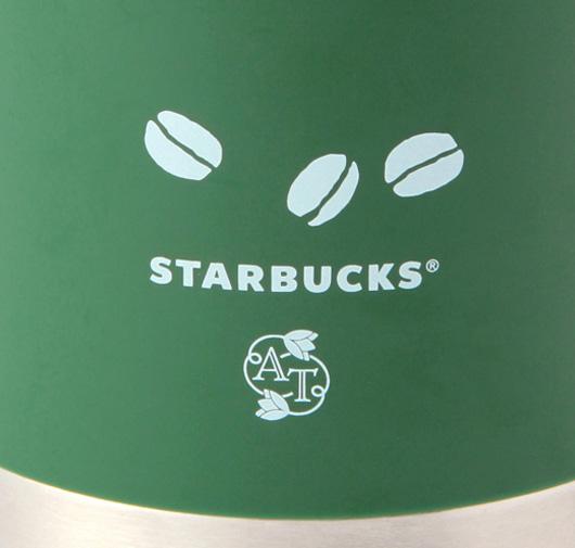 スタバ(オリガミ) × Afternoon Tea(アフタヌーンティー)ステンレスマグカップ