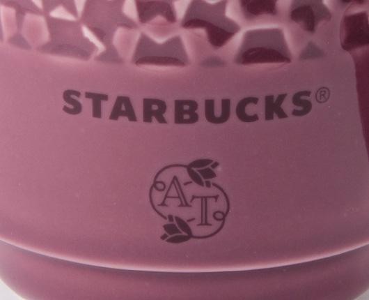 スタバ(オリガミ) × Afternoon Tea(アフタヌーンティー)陶器マグカップ