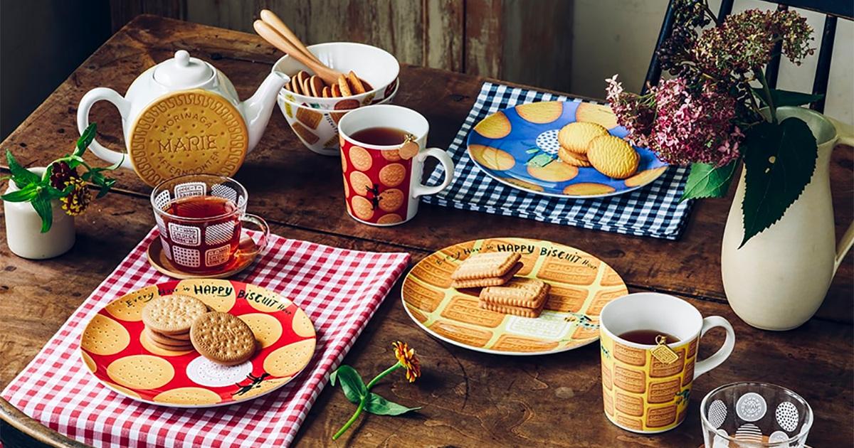 MORINAGA × Afternoon Tea