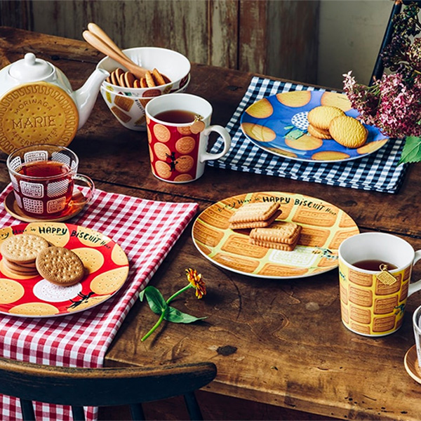 MORINAGA × Afternoon Teaの、コラボアイテムが可愛すぎる!
