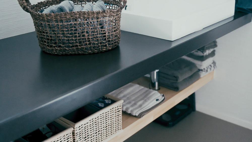IKEAの購入品 トレー