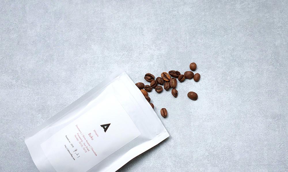AKITO COFFEE エチオピア Buku