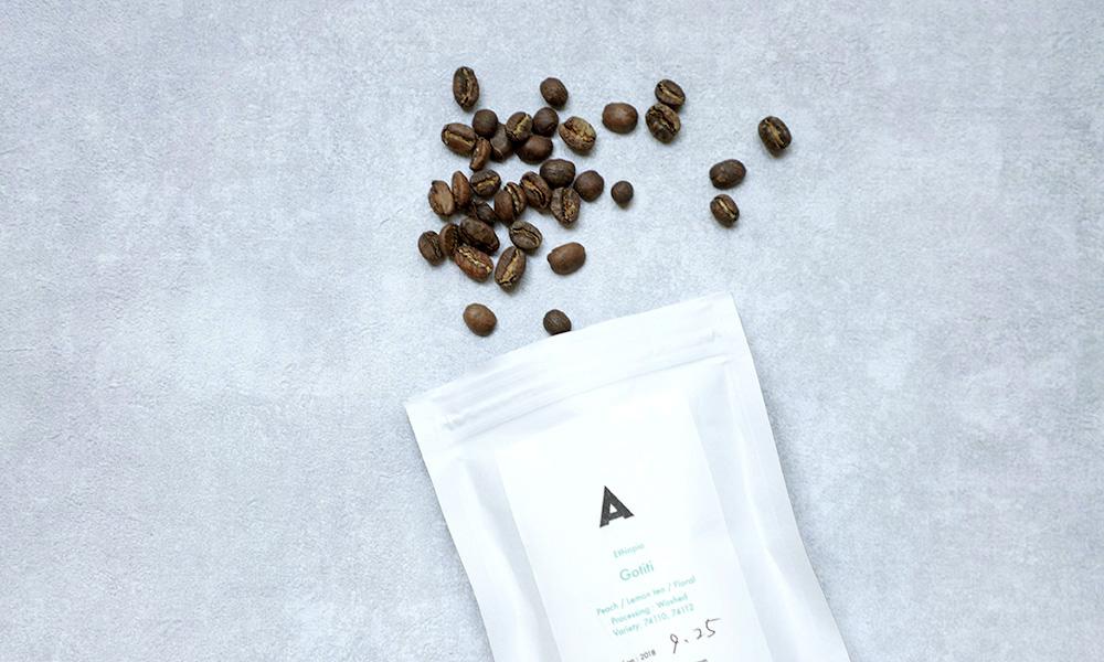 AKITO COFFEE エチオピア Gotiti