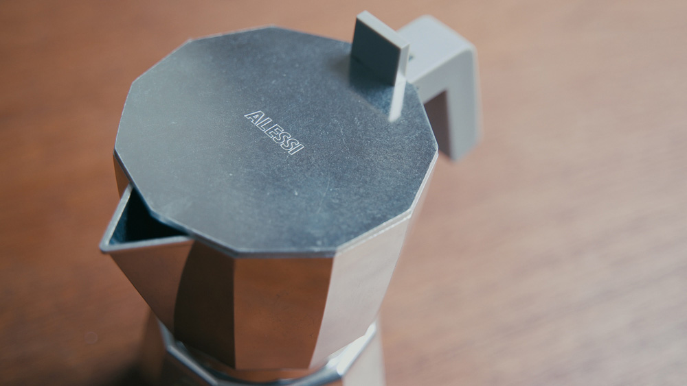 ALESSI(アレッシィ) MOKAエスプレッソコーヒーメーカー