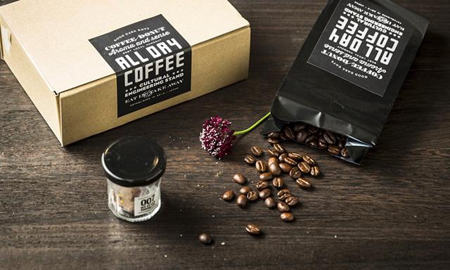 4周年記念 COFFEE BOX