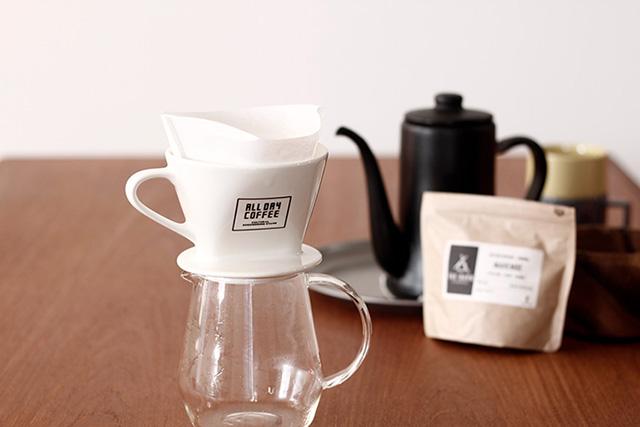 ALL DAY COFFEE × Malitta ドリッパー
