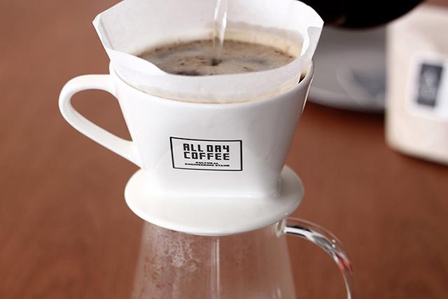 ALL DAY COFFEE × Malitta ドリップ
