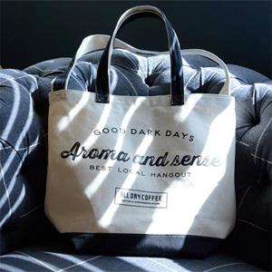 ALL DAY COFFEEのトートバッグなどのオリジナルグッズが、通販可能に!
