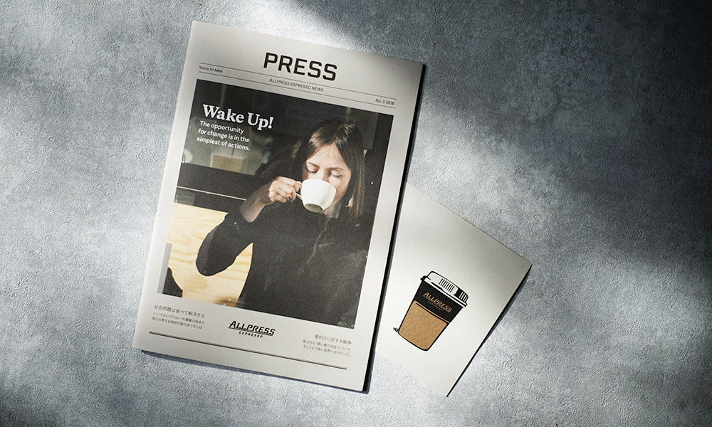Allpress Espresso オールプレスエスプレッソ Allpress Christmas Blend 2018