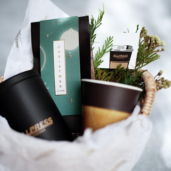 Allpress Espressoから、Allpress Christmas Blend 2018 発売! 自分へのご褒美に、大切な人への贈り物に。
