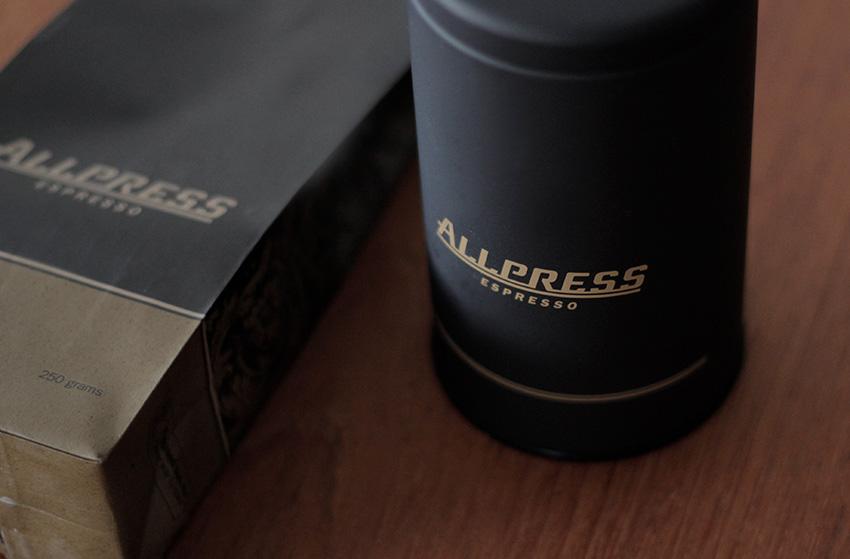 Allpress Espresso(オールプレス・エスプレッソ) キャニスター