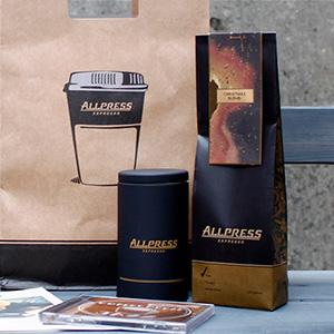 ニュージーランド発 『Allpress Espresso』のクリスマスブレンド2017
