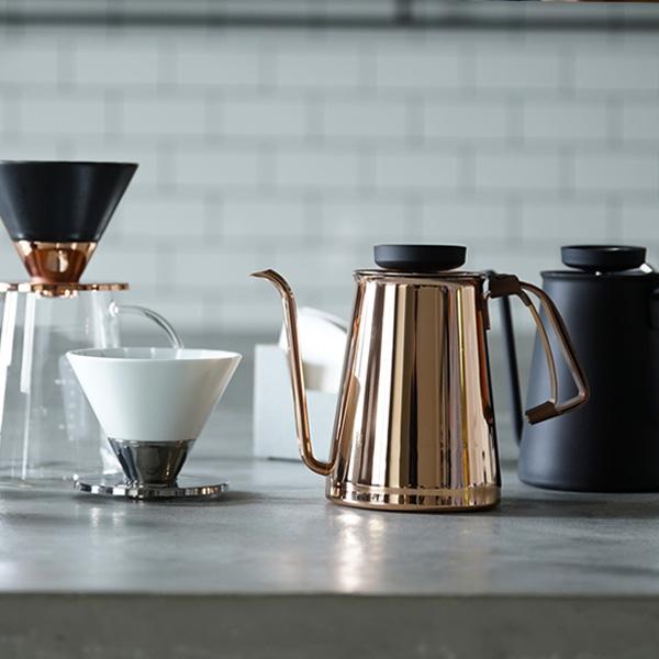 amadanaから生み出された美しすぎるコーヒー器具ブランド 【Beasty Coffee / ビースティーコーヒー】登場